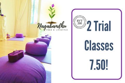 Yoga studio Nagabandhu