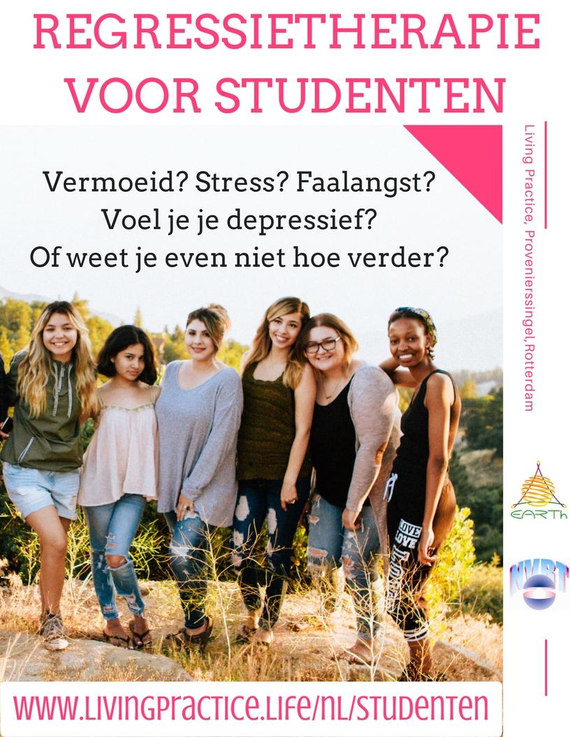 Regressie therapie voor studenten in Rotterdam