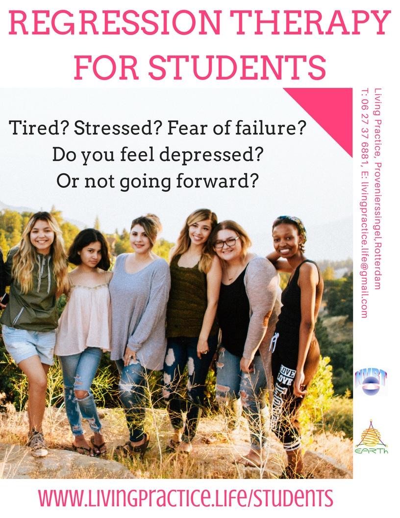 Regression Therapy for students Rotterdam